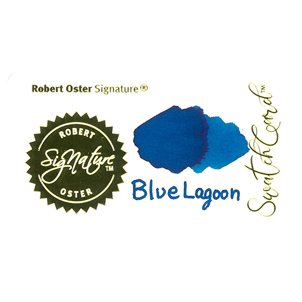 ブルー ラグーン ボトルインク50ml