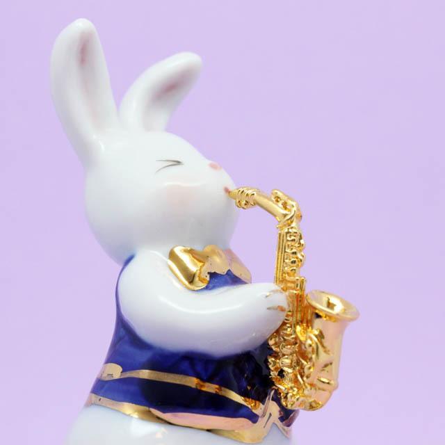 ドリーズラビット アルトサックス Alto Sax 音楽雑貨