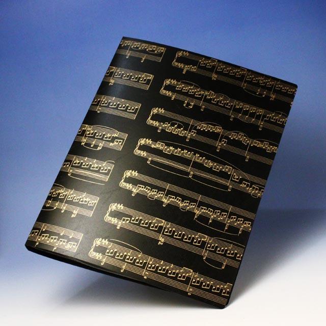 月光 楽譜ファイル 音楽グッズ 音楽雑貨 演奏用品