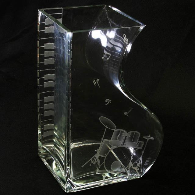ベース 花瓶 ドラムセット 打楽器 音楽雑貨 音楽グッズ 音楽ギフト