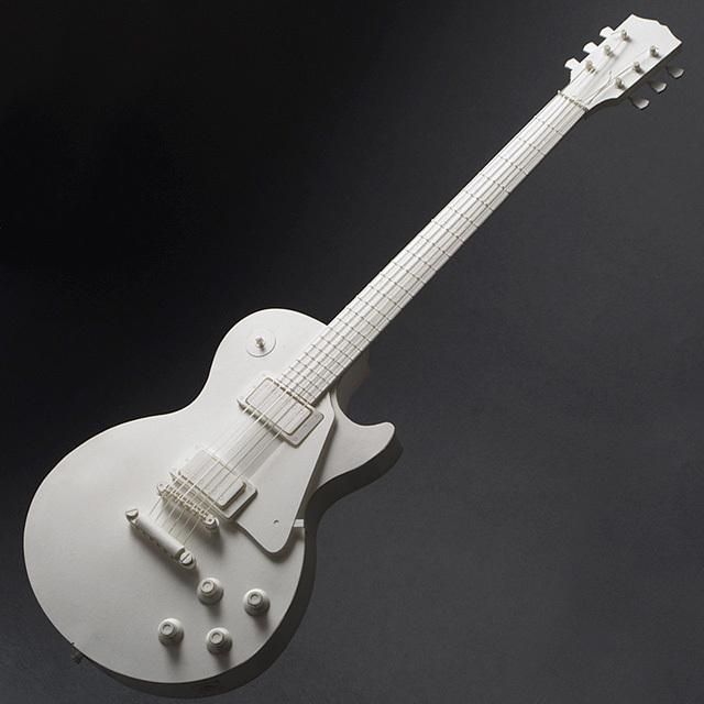 エレキギター guitar ペーパークラフト paper-crafting HANDSON 音楽雑貨 音楽グッズ 音楽ギフト