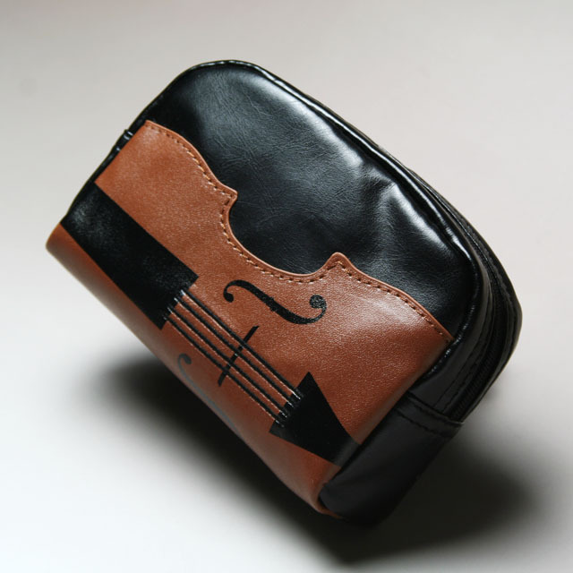 弦楽器 ポーチ ヴァイオリン ヴィオラ チェロ コントラバス 音楽雑貨 音楽グッズ