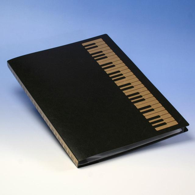 譜面ファイル 楽譜ファイル 音楽グッズ 音楽雑貨 演奏用品