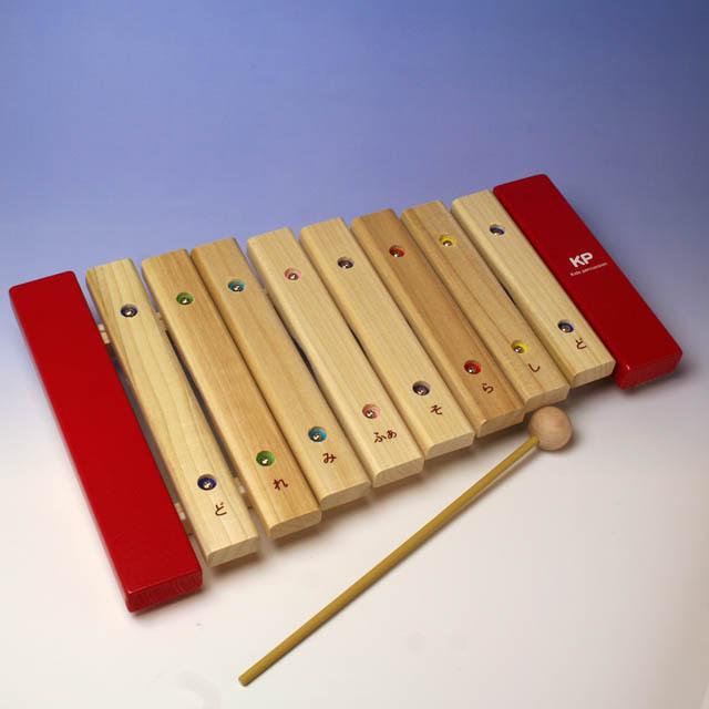 Kids Percussion シロフォン Xylophone 音楽雑貨 音楽ギフト 知育楽器