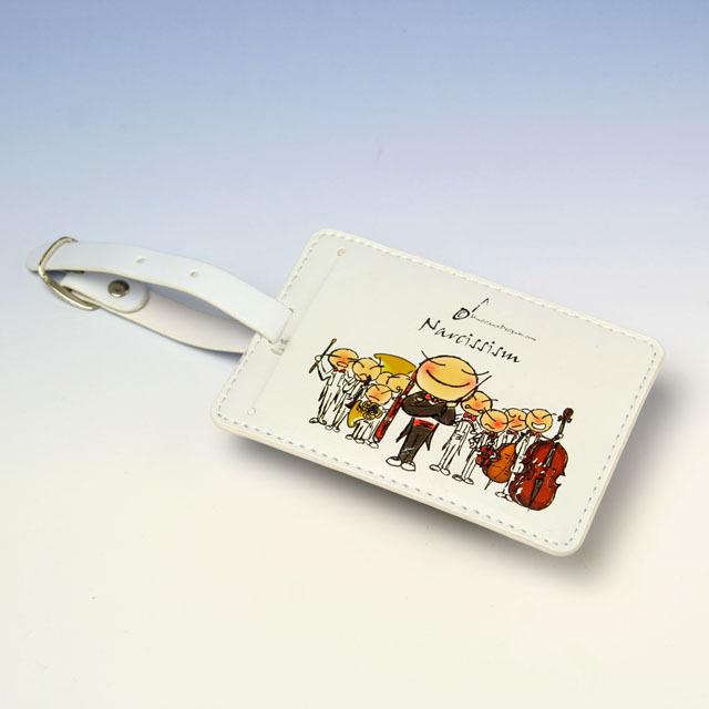 オーケストラ orchestra ネームタグ 名札 音楽雑貨 音楽グッズ 音楽小物