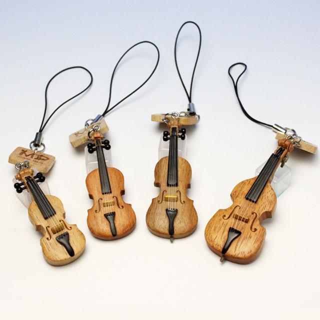 Wooden ピン ヴァイオリン ヴィオラ チェロ コントラバス 音楽雑貨