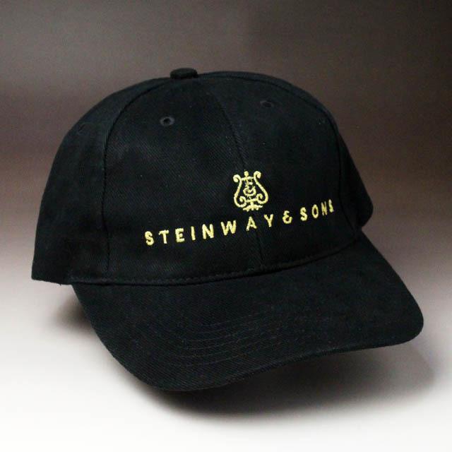 Steinway&Sons ピアノ キャップ 音楽グッズ