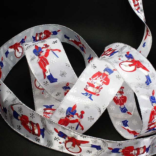リボン 鉛の兵隊 ドラムマーチ wired ribbon 音楽雑貨 音楽グッズ