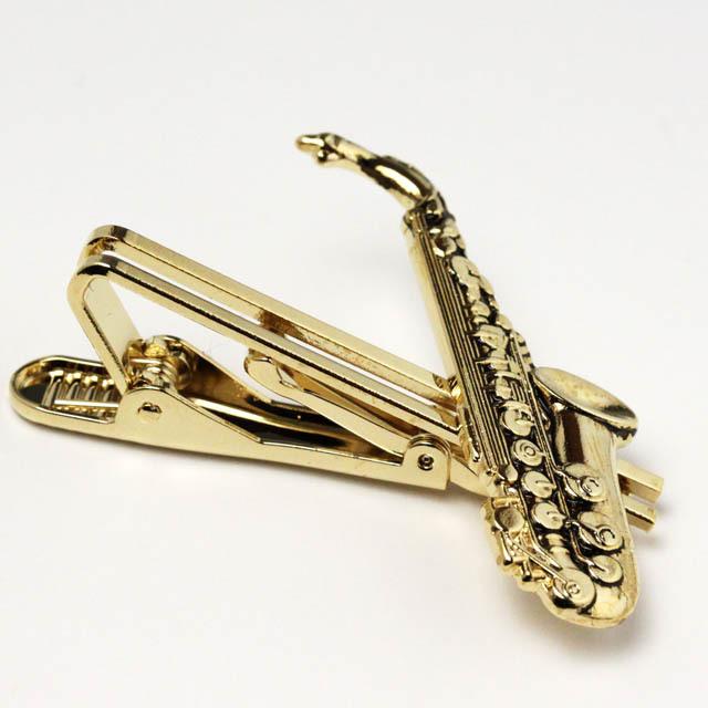 アルトサックス alto sax タイピン タイバー 楽器グッズ 音楽雑貨