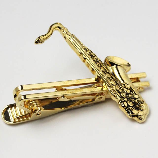 テナーサックス tenor sax タイピン タイバー 楽器グッズ 音楽雑貨