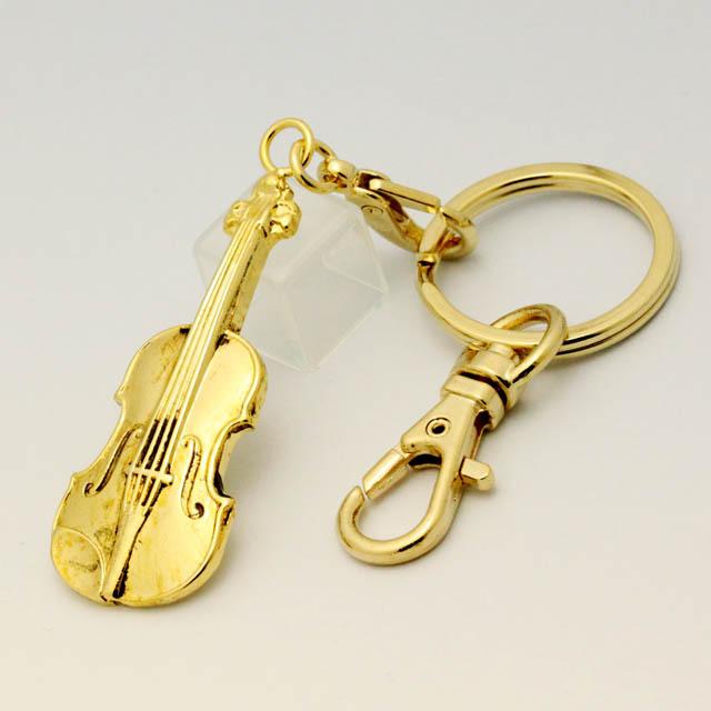 ヴァイオリン キーホルダー 音楽グッズ 音楽雑貨