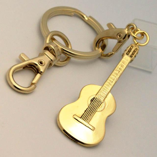 クラシックギター キーホルダー 音楽グッズ 音楽雑貨