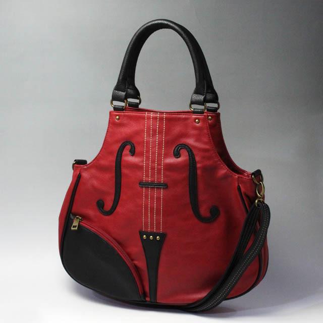 弦楽器 2wayバッグ 音楽雑貨 音楽グッズ 音楽ギフト