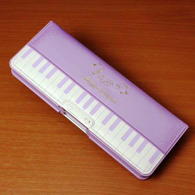 Mezzo Piano 筆箱 ペンケース 音楽グッズ