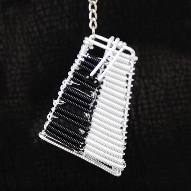 wire art ワイヤーアート グロッケン Glockenspiel 音楽雑貨 音楽グッズ
