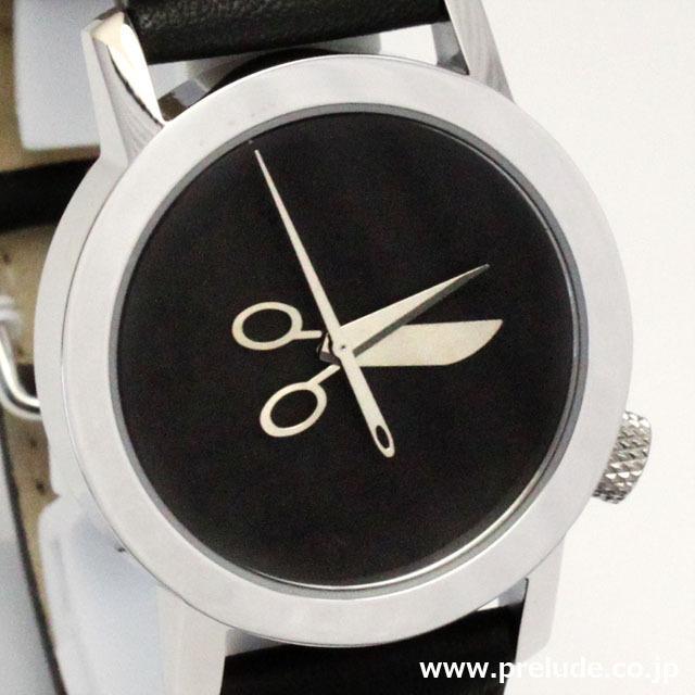 AKTEO 腕時計 MODE 01 ハサミ 服飾デザイナー