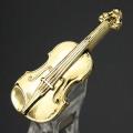 ヴァイオリン Violin ブローチ 楽器グッズ 音楽雑貨