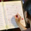 バンドファイル バインダー式 音楽雑貨 演奏実用品 楽譜 譜面 書き込み 製本