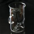 グラス マグカップ 耐熱ガラス トランペット 音楽雑貨 音楽ギフト 音楽グッズ