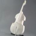 コントラバス Contrabass Doublebass stringbass 弦楽器 ペーパークラフト paper-crafting HANDSON 音楽雑貨 音楽グッズ 音楽ギフト