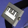 ピアノ鍵盤 AKTEO 音楽腕時計 ウォッチ 音楽雑貨 音楽ギフト