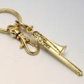 トロンボーン trombone キーホルダー 音楽グッズ 音楽雑貨