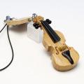 Wooden チャーム 弦楽器 ヴァイオリン 音楽雑貨