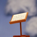 譜面台 Wendt & Kuehn 天使のオーケストラ 音楽雑貨 音楽グッズ 音楽ギフト