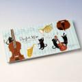 一筆箋 ヴァイオリン 音楽雑貨 音楽グッズ Bonjour Mie!