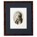 モーツァルト ドイツ 銅版画 額装 音楽ギフト