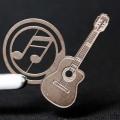 譜めくりマーカー 楽譜タブ 音楽雑貨 ギター