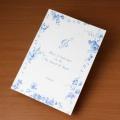 ブルーミュージック A5版 罫線ノート 音楽雑貨