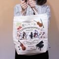Cat Symphonica マーチ トートバッグ 音楽雑貨