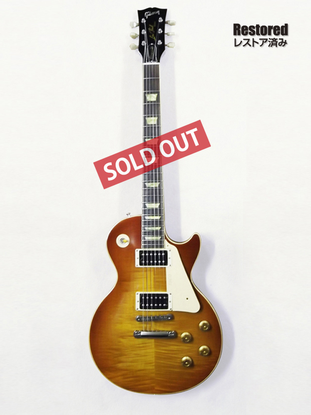 1989年 Gibson Les Paul Classic