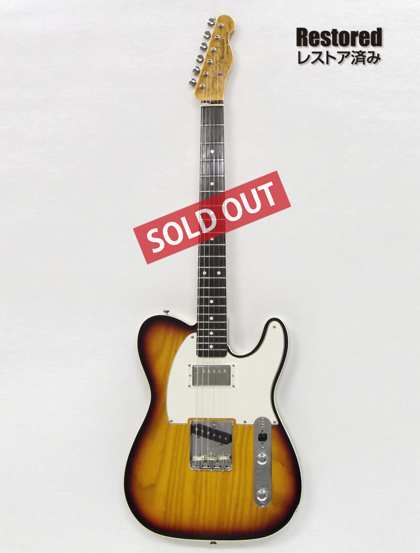 1998年 Fender Custom Shop Telecaster
