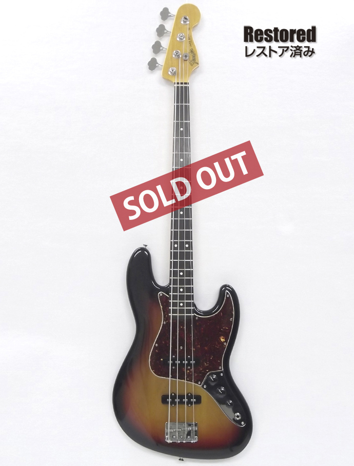 2008年 Fender Jazz Bass