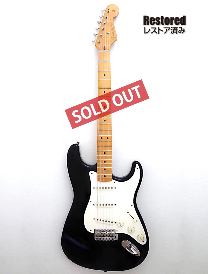 1991年 Fender Stratocaster 【製後29歳】