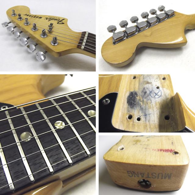 1978年 Fender Mustang