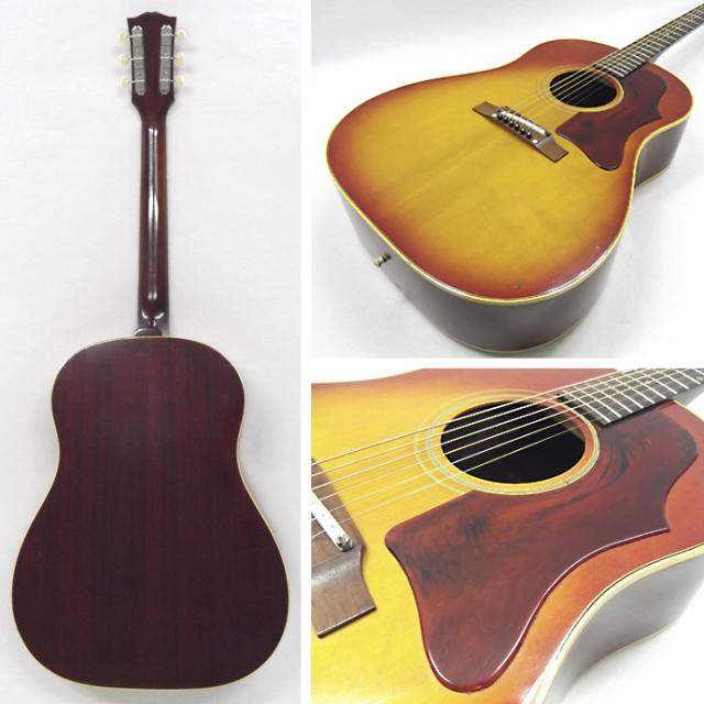 1964~65年 Gibson J-45