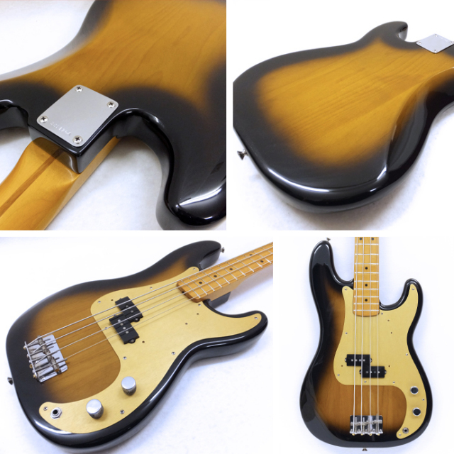 1989年 Fender Precision Bass '57model