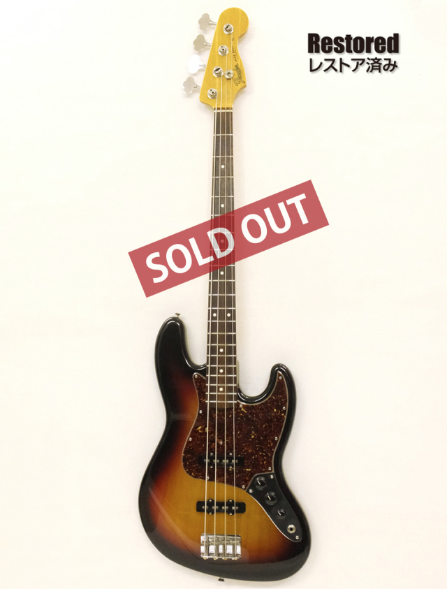 2005年 Fender Jazz Bass
