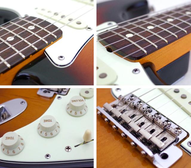 1996年 Fender Stratocaster 3tone