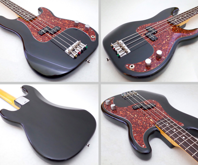 2003~4年 Fender Precision Bass