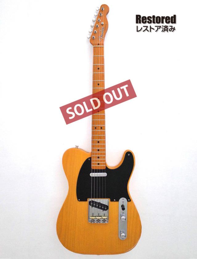1996年 Fender 50th Anniversary Telecaster【製後22年】