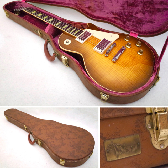 2000年 Gibson Les Paul Limited Edition【製後18歳】