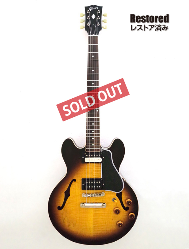 2012年 Gibson ES(CS)336