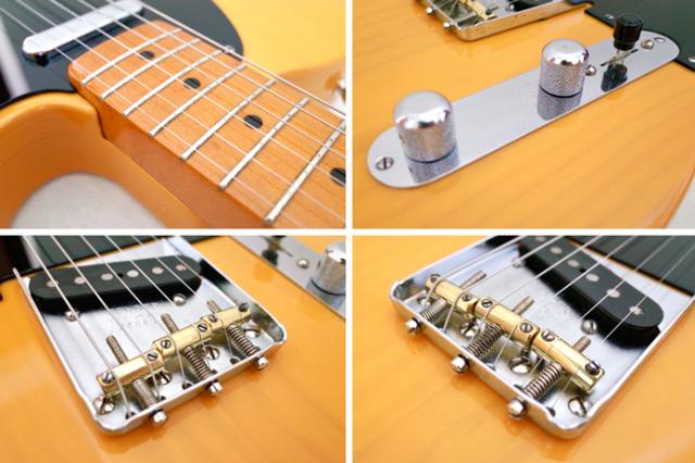 1996年 Fender 50th Anniversary Telecaster