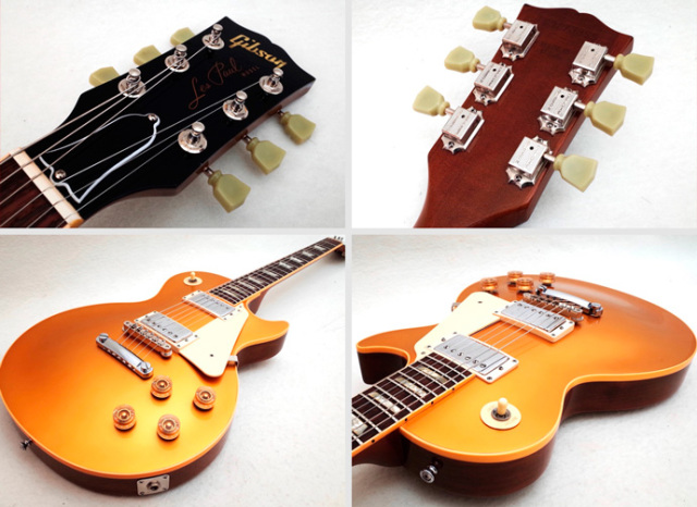 1993年 Gibson Les Paul Gold Top