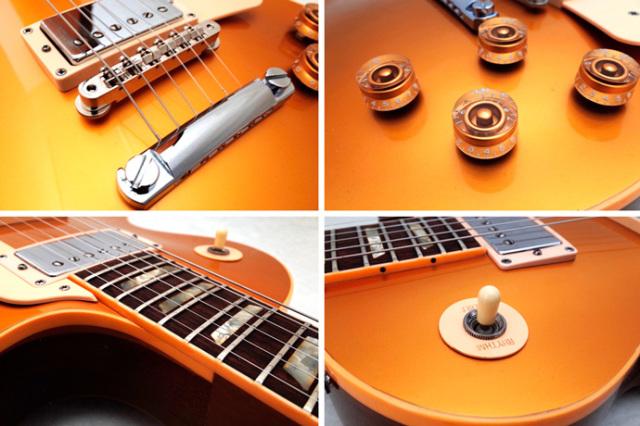1993年 Gibson Les Paul Gold Top