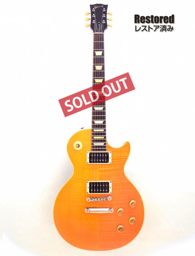 1999年 Gibson Les Paul Classic【製後21年】